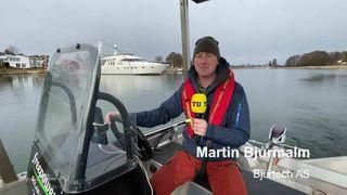 Martin vil folkefinansiere elbåten som «lader seg selv»