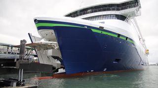 Color Hybrid: Ville bygget identisk skip en gang til