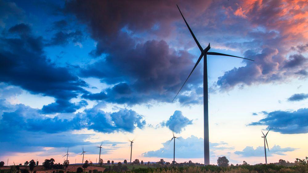 Når levetiden til vindturbinene er ute, vil opptil 99 prosent av materialene i bladene havne på deponi i stedet for å bli brukt på nytt.