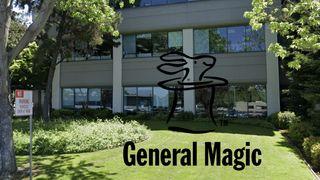 General Magic holdt til i 2465 Latham Street i Mountain View.
