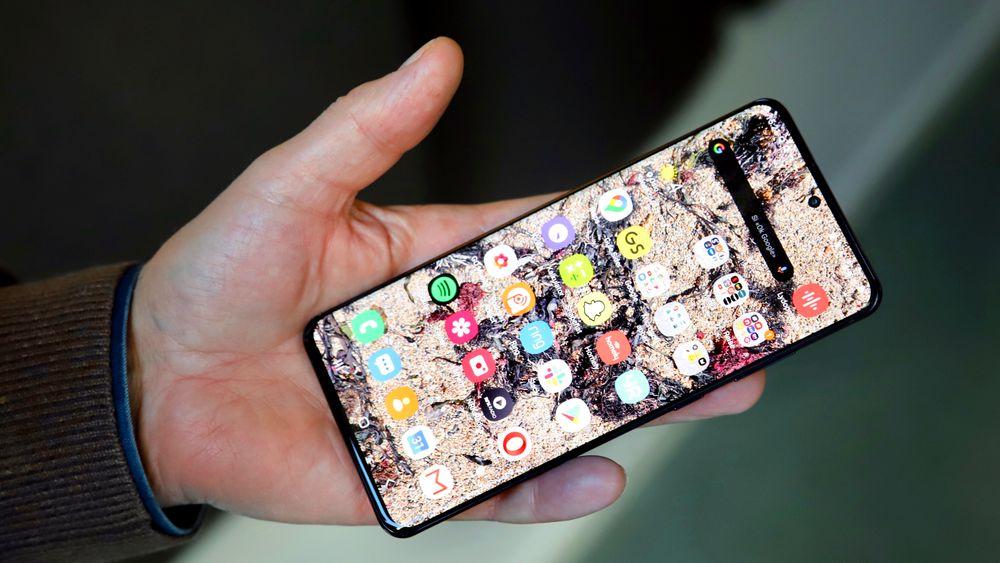 Samsung Galaxy S20 Ultra imponerer vår anmelder.
