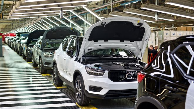Her begynner Volvos elektriske framtid