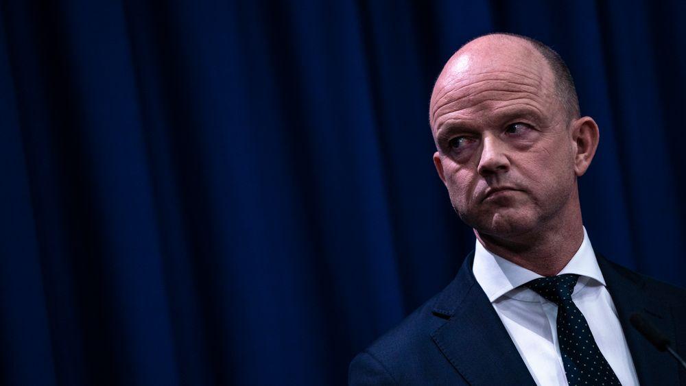 NHO-direktør Ole Erik Almlid er forberedt på at en del av de arbeidstakerne som i dag er permittert, sannsynligvis vil bli oppsagt.