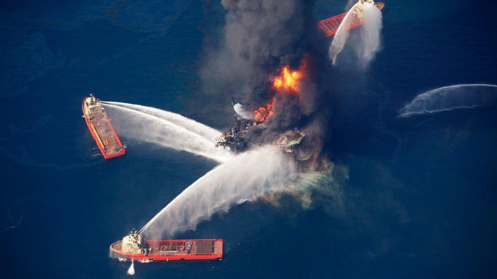 Oljeutslippet fra Deepwater Horizin i Mexicogulfen regnes som det største i USAs historie, og de miljømessige skadene var store.