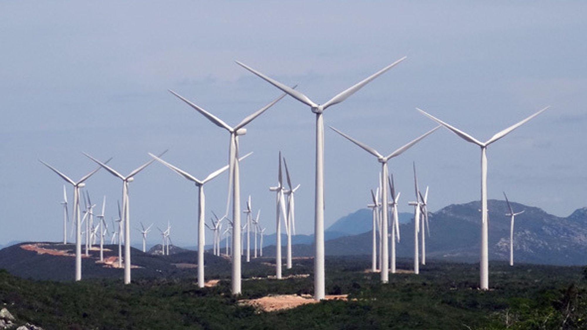DIREKTE NÅ:  Olje- og energiminister Tina Bru holder innspillsmøte om vindkraft