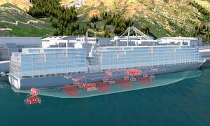 Brenselcelleteknologi kommer stadig nærmere drift av store skip