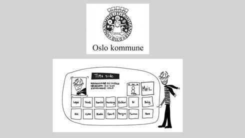 Stor interesse for toppjobb: Mer enn 100 vil lede de som skal digitalisere Oslo