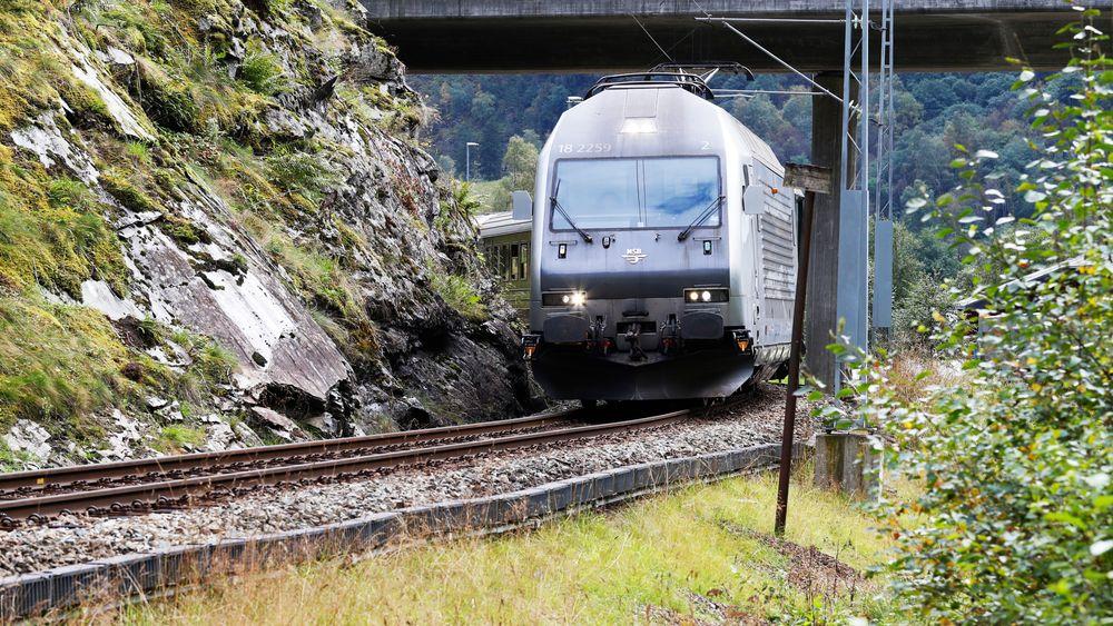 I 2023 skal Bergensbanen være klar med nye digitale signaler.