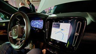 På plass i ny Volvo: Google har utvikletet helt nytt operativsystem for biler