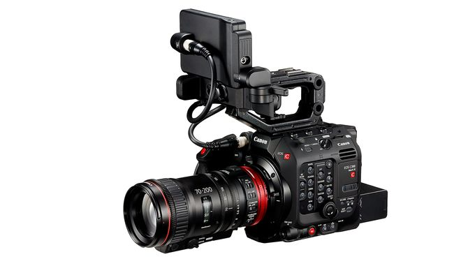 Canon C300 Mark III