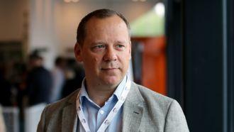 Kommunikasjons- og organisasjonsdirektør Jens Schei Hansen i Espira.