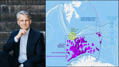 Oljedirektoratet om den nye iskanten: Ting blir som før