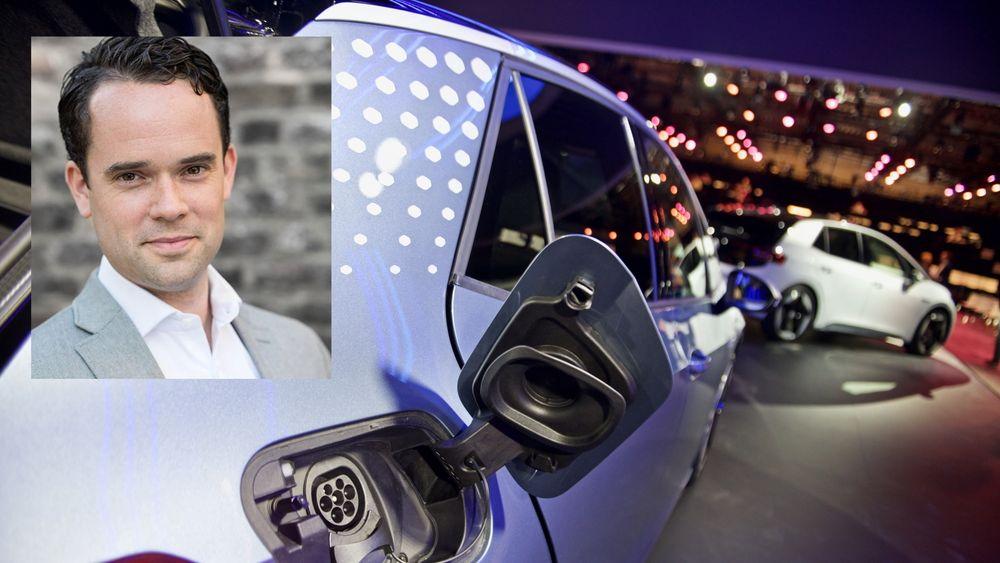 Colin McKerracher, leder for gruppa for avansert transport i Bloomberg New Energy Finance, forventer små effekter av koronakrisen for elbilmarkedet. De blir fortsatt flere, billigere og kan kjøre lenger.