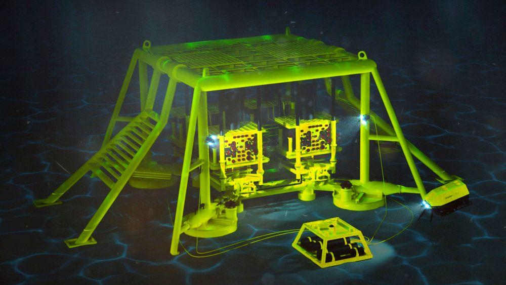 Studentbedriften Ocean Access har utviklet en løsning for å kunne hente data fra stengte oljebrønner – til havoverflaten.