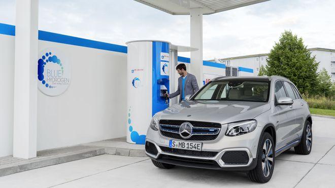 Mercedes-Benz har ingen tro på hydrogenbiler: Satser elektrisk