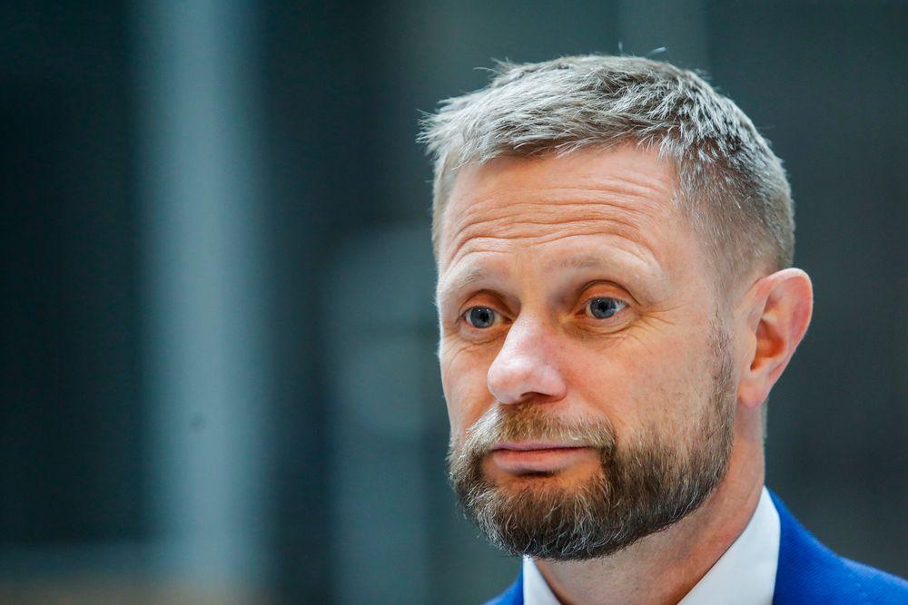 Helseminister Bent Hoies Tale Til Ungdommen Gar Viralt Det Kom Fra Hjertet Medier24 No