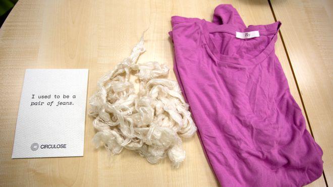 Hørt om circulose? Råmaterialet skal gjøre nye klær mer bærekraftig