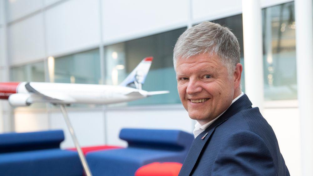 Målet med redningsplanen til konsernsjef Jacob Schram og styret i Norwegian har vært å få tilgang på det statlige kriselånet.