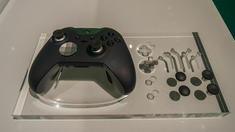 Kjøpe Microsoft Xbox One Elite Series 2 Trådløs Håndkontroll