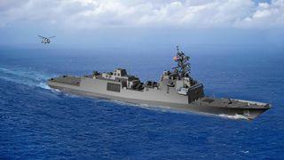 USA går for fransk-italienske fregatter med norske kryssermissiler