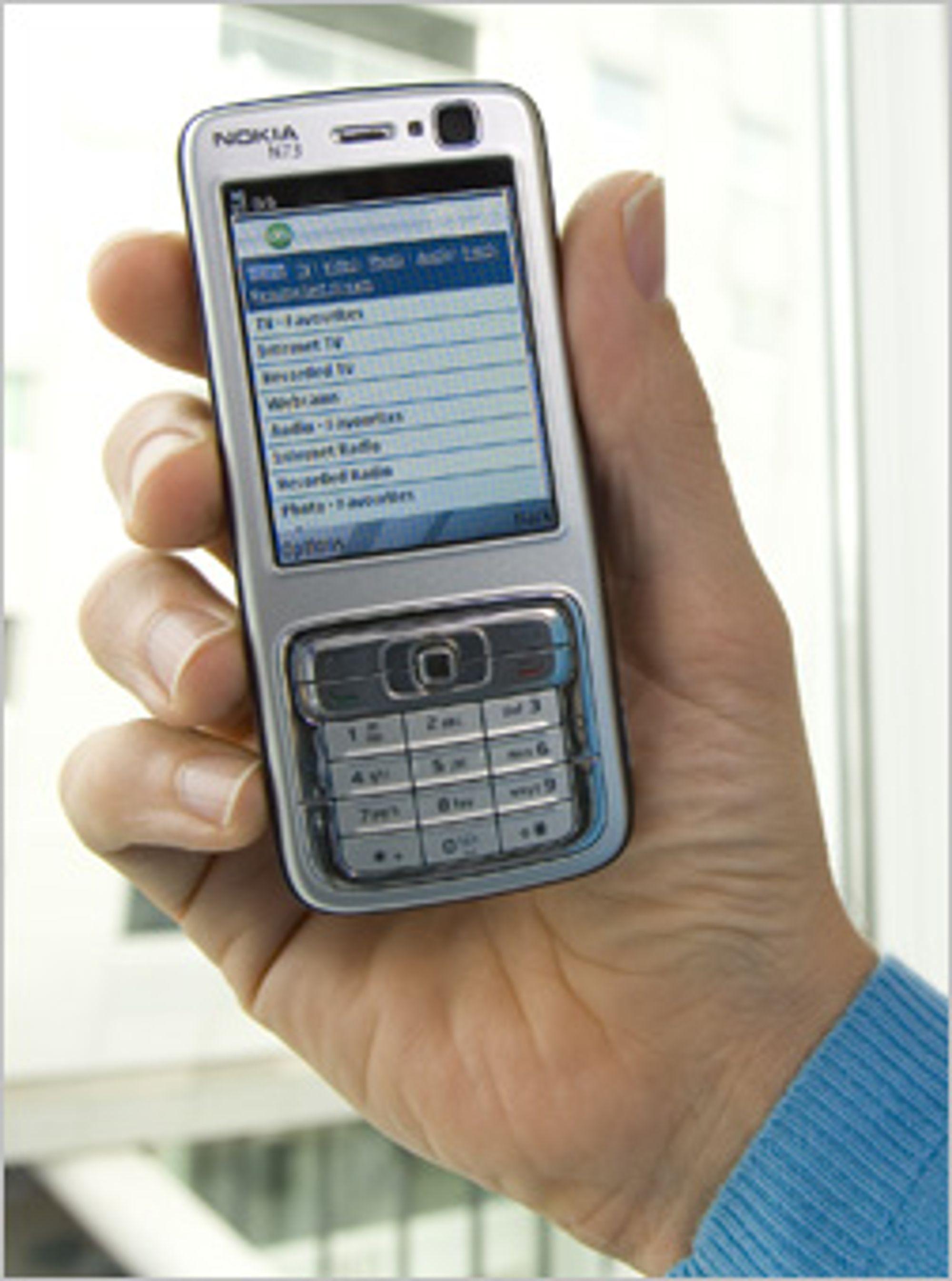 Tjenesten Orb henter PC-filer til mobilen (Alle foto: 3)