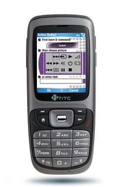 HTC S310 har Windows Mobile for Smartphones