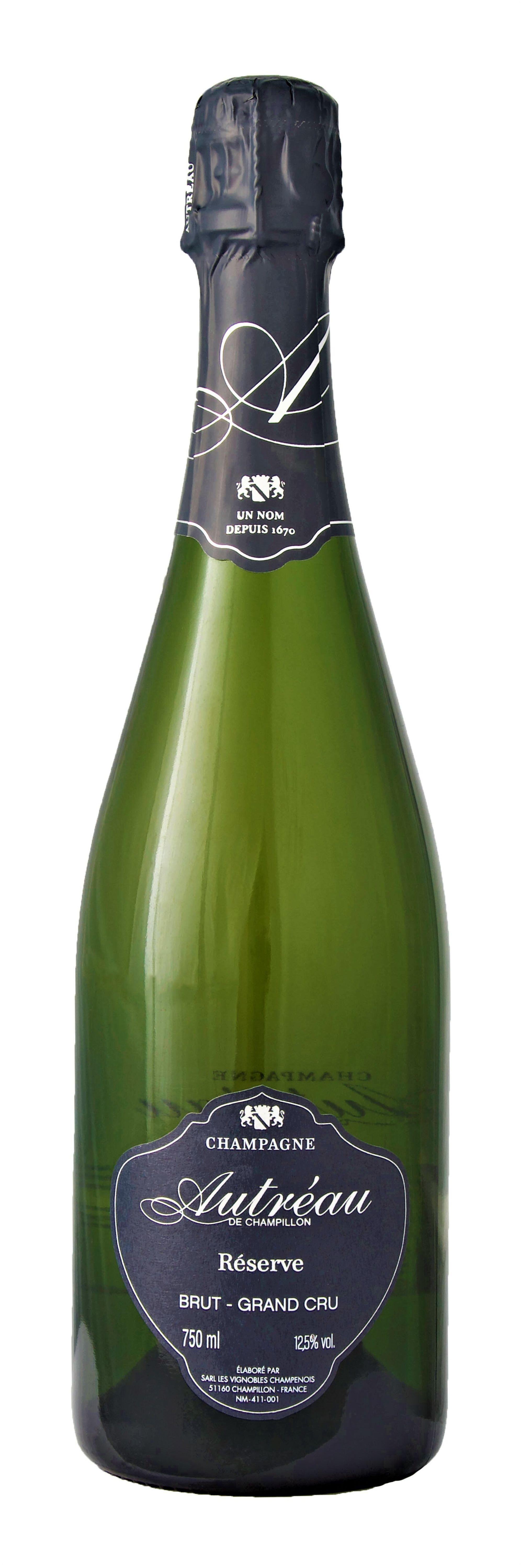 Planlegger du sjømat på 17. mai, gå for denne champagnen i