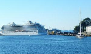 Bergen får verdens største anlegg for landstrøm til cruiseskip