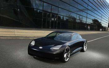 Konseptbilen Hyundai Prophecy.