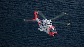 Skylder på korona og produsenten: Nok en forsinkelse for nye AW101-redningshelikoptre