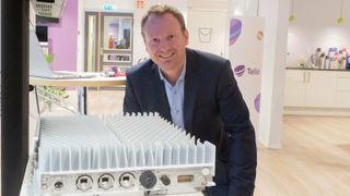 Telia bytter ut hele mobilnettet: 5G i hele Norge om tre år