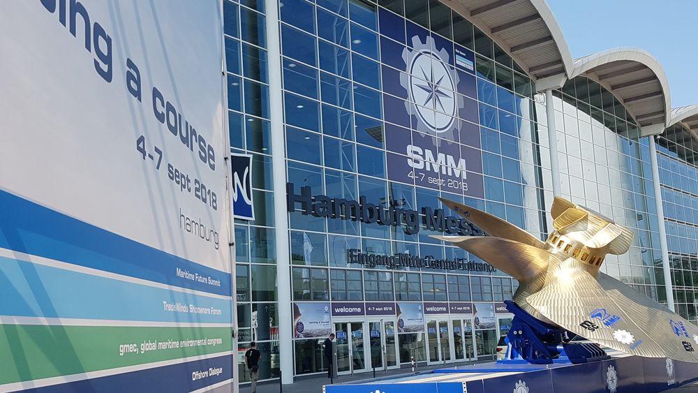 SMM trekker vanligvis rundt 50.000 mennesker fra hele verden til Hamburg for verdens største messe og konferanse annethvert år.