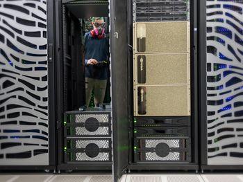 Her installeres en rekke Nvidia DGX A100-bokser i datasenteret til Argonne National Laboratory. De skal blant annet brukes til blant annet forskning på covid-19.