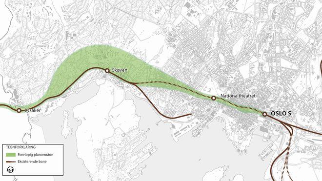 Ny tunnel skal gi dobbelt så mange tog gjennom hovedstaden – men utfordringene står i kø