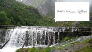 Turbinopprustinger kan øke produksjonen i norske vannkraftverk med 4 TWh