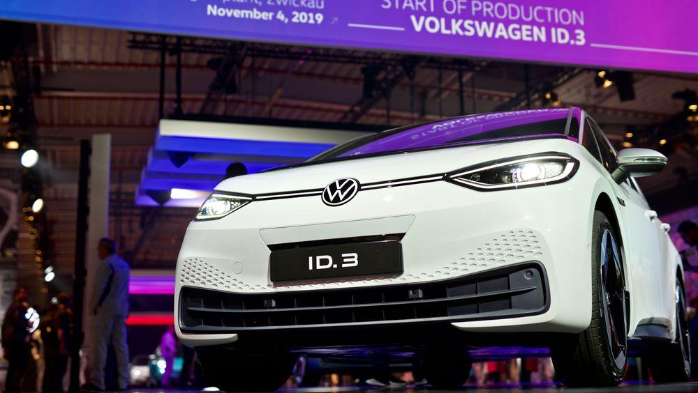 Volkswagen ID.3 1st kommer til å koste opp mot 355.000 kroner.