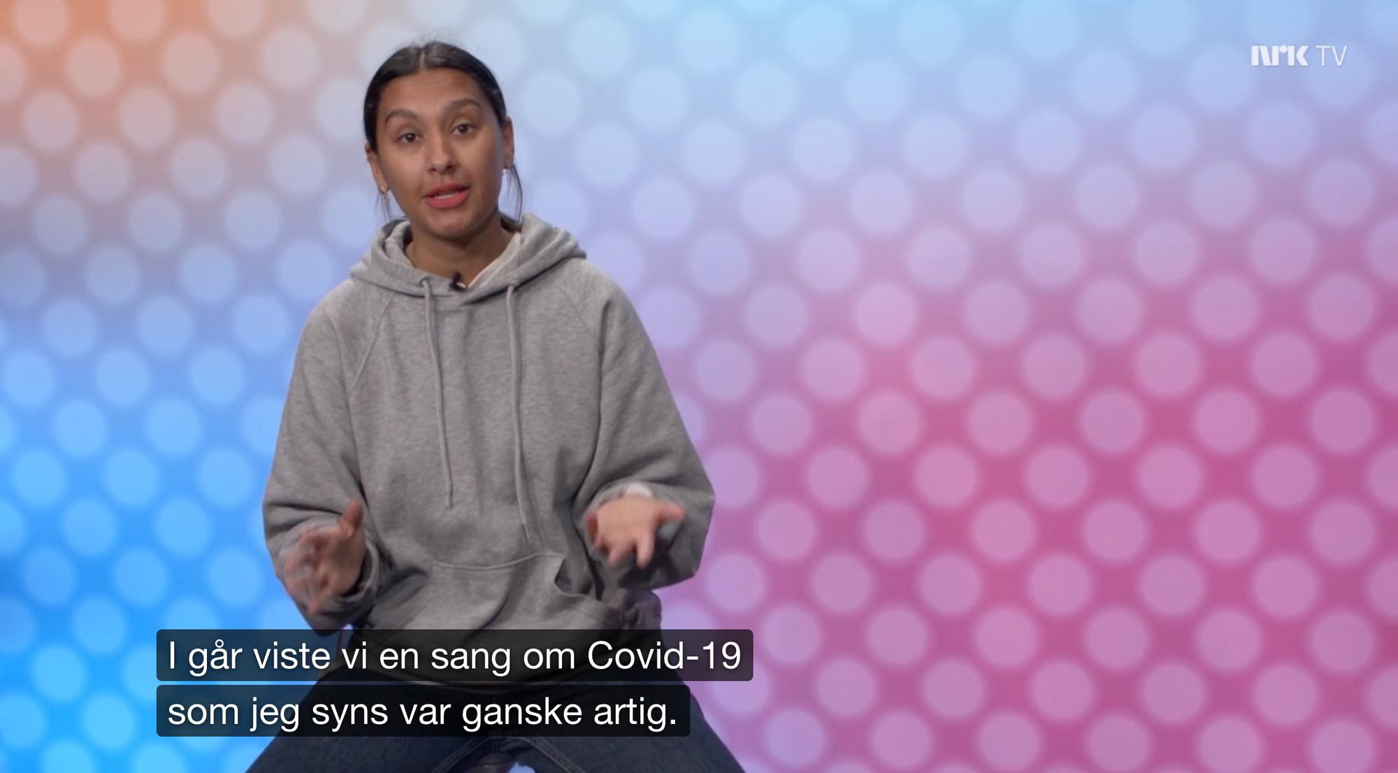 Klagestorm Mot Nrk Etter Supernytt Flere Mener Koronasang Er Rasistisk Medier24 No