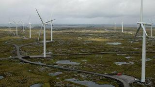 Typisk norsk å sitte på hytta og klage over vindkraft