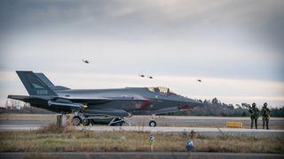 Etter fire år med produksjonsøkning ryker Lockheed Martin på en ny F-35-smell