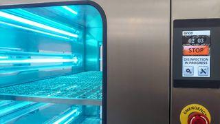 Her dreper de virus og bakterier med UV-stråling