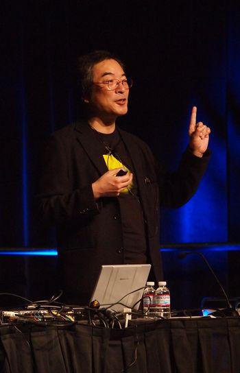 Toru Iwatani er kjent som skaperen av Pac-Man.