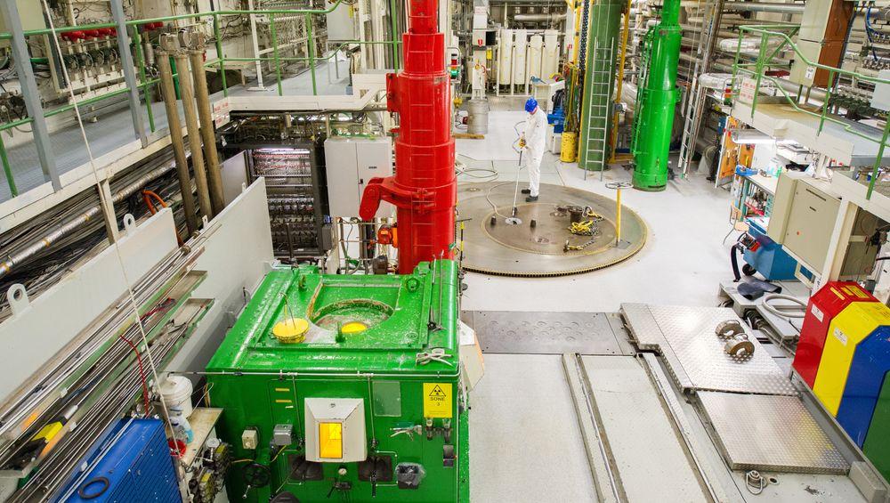 Data ble manipulert i forskningsprosjekter for eksterne kunder ved Haldenreaktoren, ifølge en ekstern gransking.
