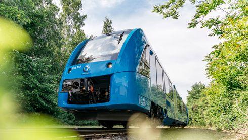 Mener hydrogentog er ideelt for norske jernbaneforhold