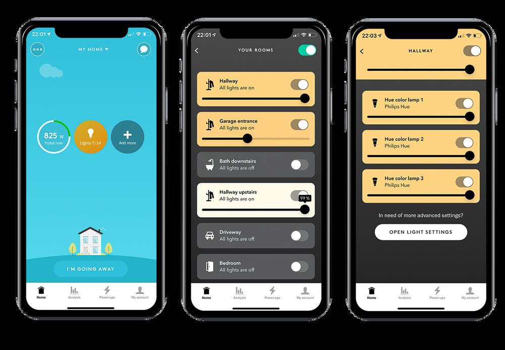Tibber-appen er mest kjent for å håndtere elbillading og annen strømstyring. Nå kan man også ta kontroll over alle lyskildene i boligen.