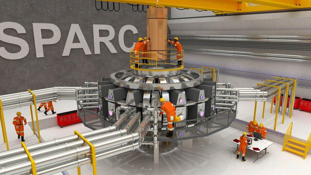 Equinor går inn i selskapet Commonwealth Fusion Systems (CFS), et selskap som er ledende innen utvikling av fusjonsenergiteknologi.