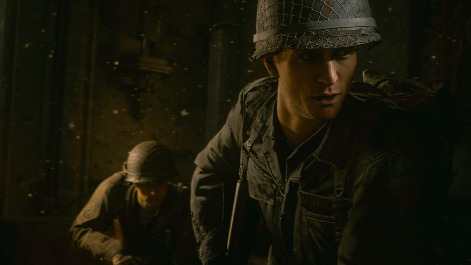 Call of Duty: WWII er gratis for PlayStation Plus-abonnenter
