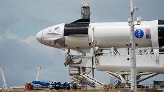 Bedre vær gir økt håp om historisk SpaceX-oppskyting