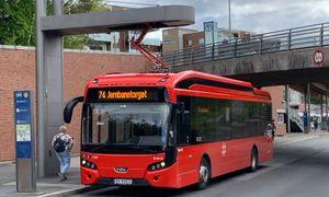 Planlegger fremtidens endeholdeplasser for elbusser