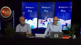 Trygve Daae og Martin Otterstad i Buypass presenterte den nye FIDO2-baserte autentiseringsløsningen på et webinar der også Norsk Helsenett og KINS (Foreningen Kommunal Informasjonssikkerhet) var med.