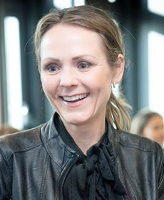 Distrikt- og digitaliseringsminister Linda Hofstad Helleland (H).